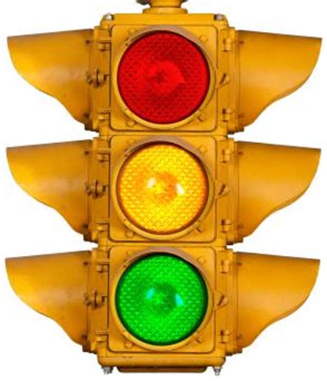 stop light picture using a traffic light for anger management lovetoknow