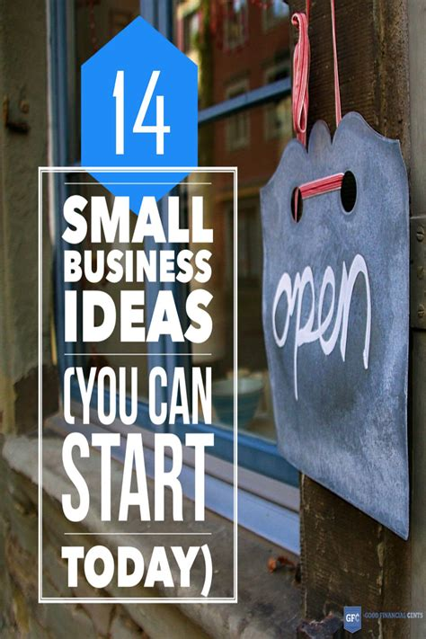 The 14 Best New Small Business Ideas And Opportunities To