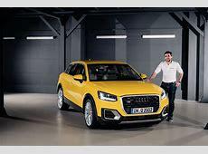 Audi Q2 notre avis à bord du nouveau Q2, le petit SUV