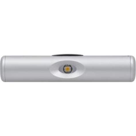 sylvania led silver wireless linear task light led
