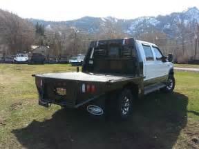 bradford built flatbeds and hillsboro aluminum truck beds