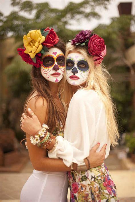 pretty halloween makeup diys