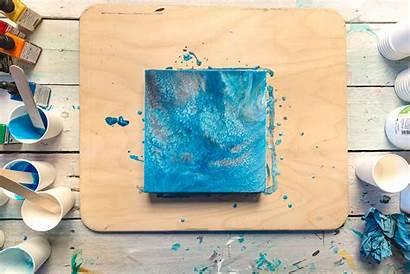 Acrylic Pouring Medium Pour Painting Schmincke Inks