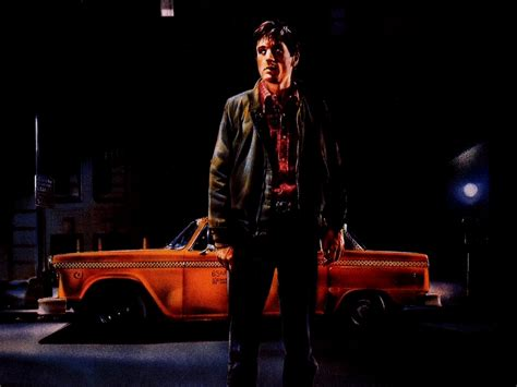 * * actor george memmoli was originally cast as the distraught husband in travis bickle's cab, but was injured while filming the 1975 movie, the farmer, and had to turn it down. Beyond The Film Blog: Taxi Driver Analysis