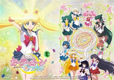 Sailor Moon Crystal Estrena Ending