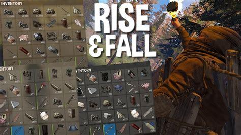 rust fall game