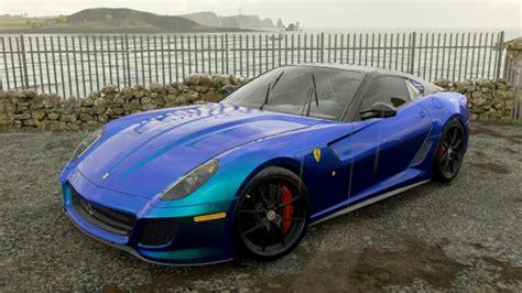 Forza horizon 4 frequently asked car questions. Forza Horizon 4- Ferrari 599 Gto -Drift Build - YouTube
