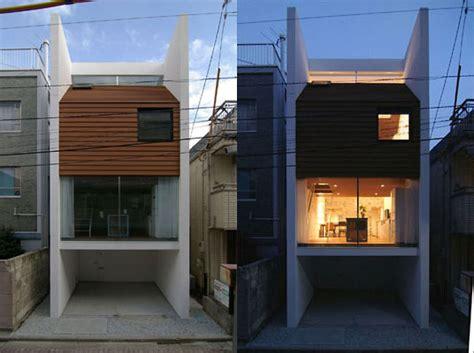 maison design entre 2 immeubles 224 tokyo construction contemporaine