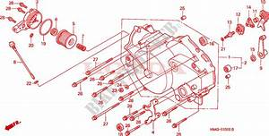 2001 Trx 350 Engine Diagram : front crankcase cover 1 for honda fourtrax rancher 350 ~ A.2002-acura-tl-radio.info Haus und Dekorationen