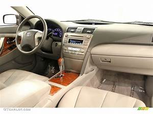 2007 Toyota Camry Interior Color Codes