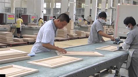 kitchen cabinet factory wood working inspection in kitchen cabinet factory in 2498