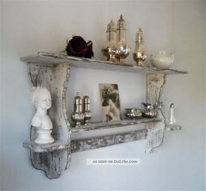 Regal Shabby Chic : frankreich wandregal wandboard k chenregal regal 80 cm shabby chic jeanne d 39 arc ~ One.caynefoto.club Haus und Dekorationen