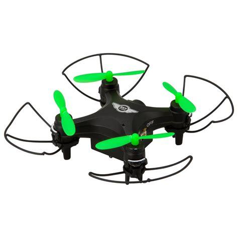 sky rider mini drone  wi fi camera  voice controls