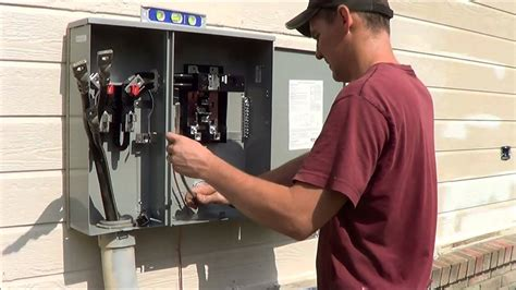 Electrical Meter Base Install Time Lapse Youtube