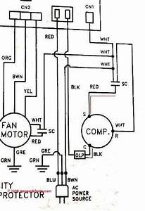 Capacitor Wiring Diagram