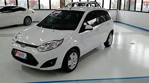 Ford Fiesta Hatch Se Rocam 1 6  Flex  2013  2014
