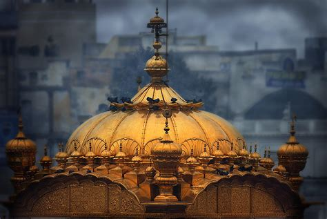 Domes Of Golden Temple  Amardeep Photography