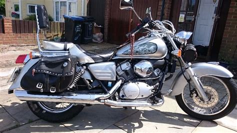 honda shadow 125 custom honda shadow 125 in ramsgate kent gumtree