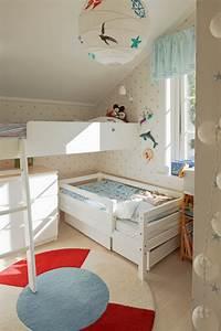 Kinderzimmer Ideen Für Kleine Zimmer : ideen kleine kinderzimmer ~ Indierocktalk.com Haus und Dekorationen