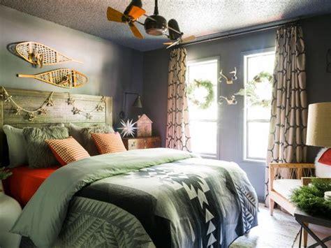 easy ways  add holiday cheer   bedroom hgtv