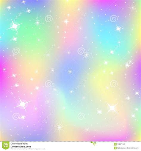 fondo dell unicorno con la maglia dell arcobaleno illustrazione vettoriale illustrazione di