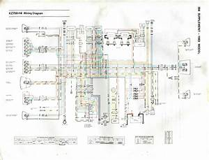 Wanted  An  U0026 39 84 Kz750ltd Wiring Diagram