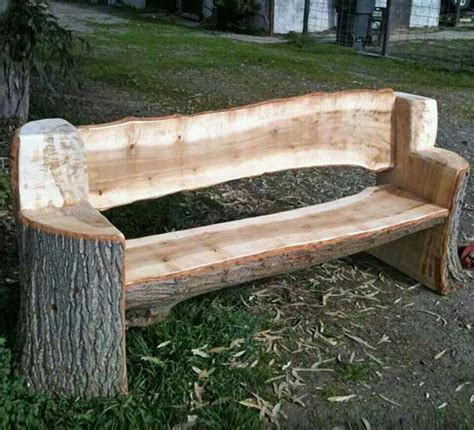 ideas  homemade bench  pinterest