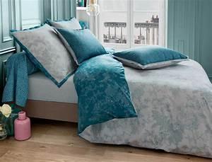 Parure De Lit Marbre : linge de lit s lection de parures de lit linvosges ~ Melissatoandfro.com Idées de Décoration
