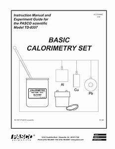 Basic Calorimetry Set