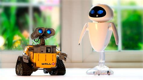 Wall-e & Eve Interactive Toys