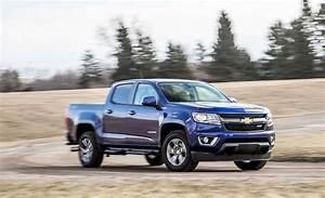 2016 Chevrolet Colorado Z71 4wd Diesel Test