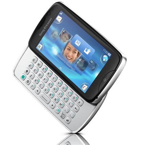 Sony Ericsson Intros Mix Walkman and txt pro Handsets
