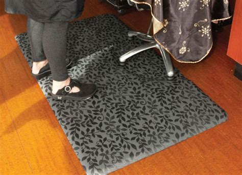Indoor Anti Fatigue Salon Decor Mat   FloorMatShop.com