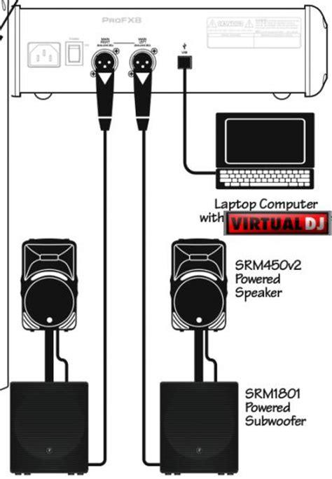 dj software virtualdj sound setup