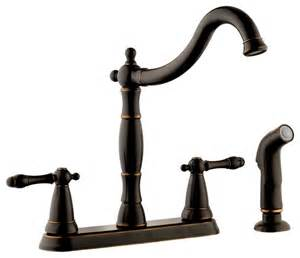 2 handle kitchen faucets 2 handle kitchen faucet with side sprayer traditional kitchen faucets by shopladder