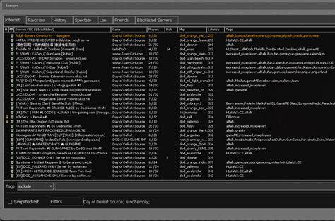 guide  tf server commands