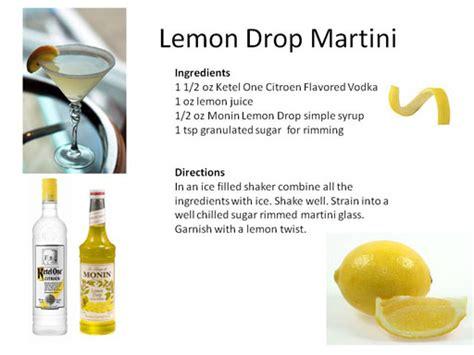 lemon drop recipe midnight mixologist