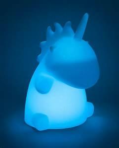 Giant Super Kawaii Unicorn Lampu ThinkGeek