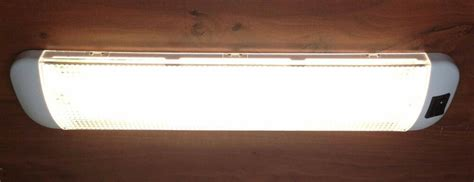 marine boat rv ceiling cabinetry led interior dimmable