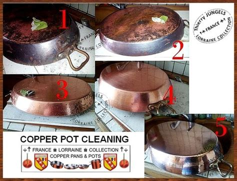 clean copper  scratching surface cookware cleaning chowhound