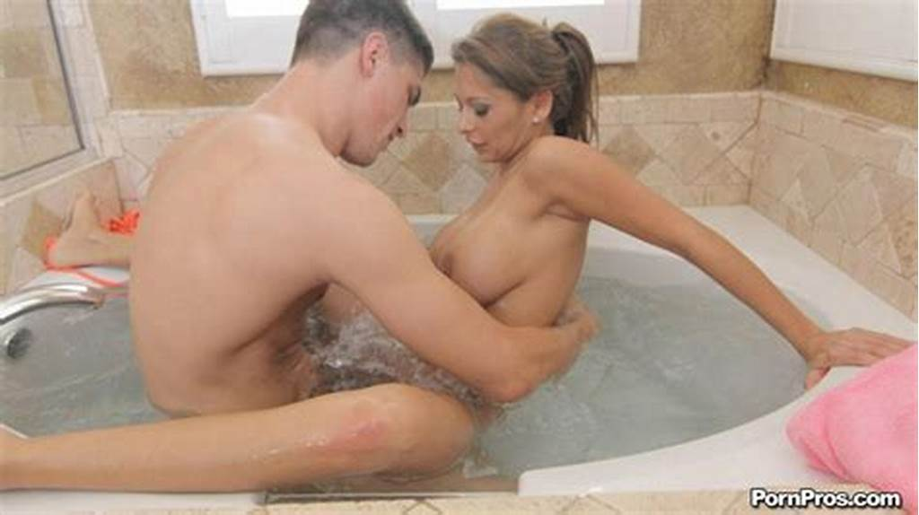 #Alison #Star #Gets #Fucked #In #The #Bubble #Bath