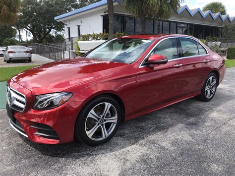 It rides smoothly over rough road surfaces while still feeling spry and composed around turns. 2019 Mercedes-Benz E-Class