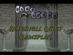 Old School Rune... Waterfall Quest