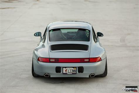 stanced porsche 911 stanced porsche 911 993 cartuning best car tuning
