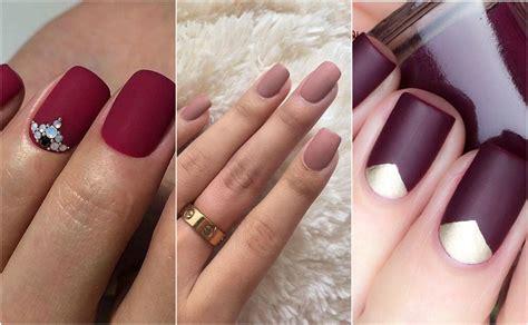 matte color nails 10 ways to wear matte nails
