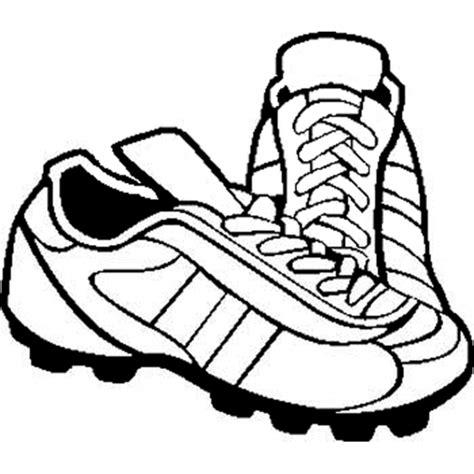 disegni di calcio da colorare disegno di scarpette da calcio da colorare per bambini