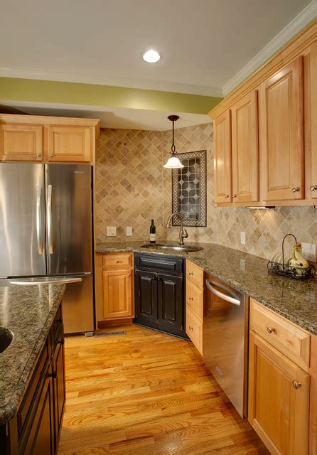 timber kitchen cabinets traditional kitchen 2829