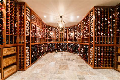 Darien Connecticut Custom Wine Cellar  Building Wine