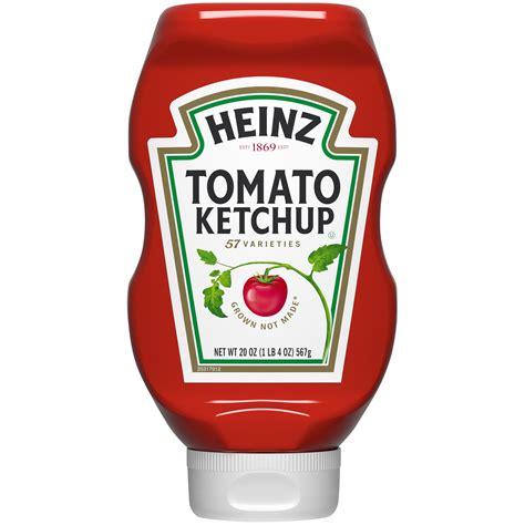 Heinz® Heinz Tomato Ketchup, 20 oz Bottle | Heinz®