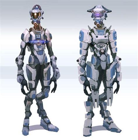 images  robot concept art  pinterest